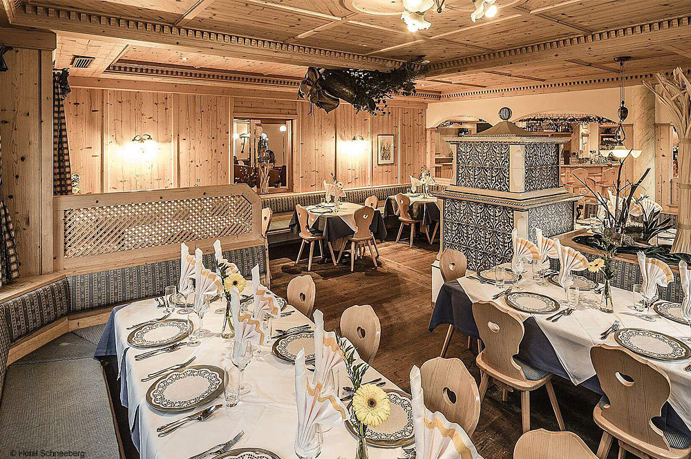 Restaurant im Hotel Schneeberg