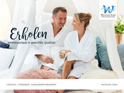 Deckblatt Wellness Stars Katalog