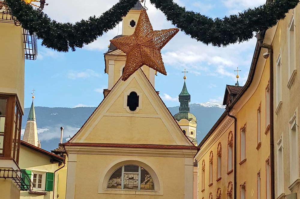 Die St. Erhard Kirche in Brixen