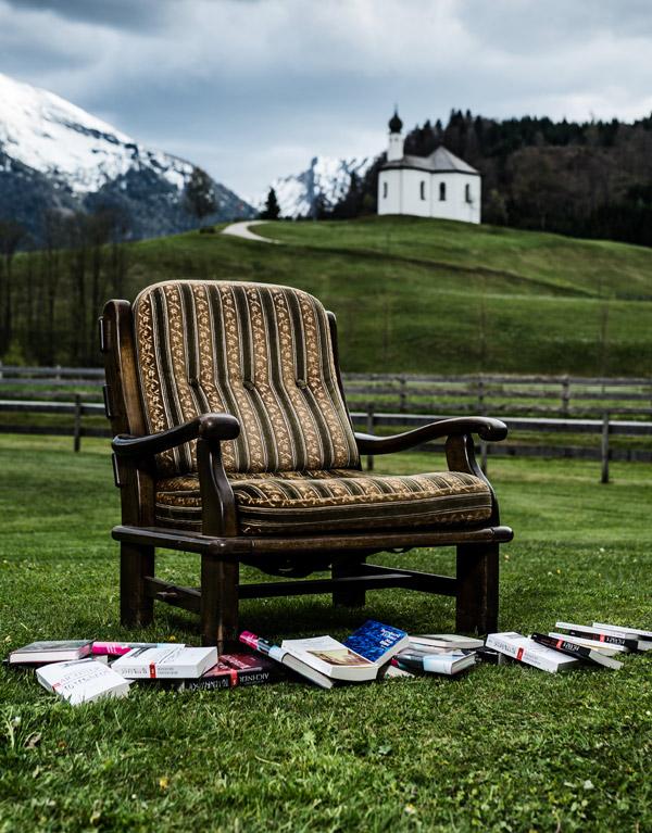 Literatourfestival in Achensee