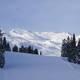 Blick über das Skigebiet Ratschings-Jaufen