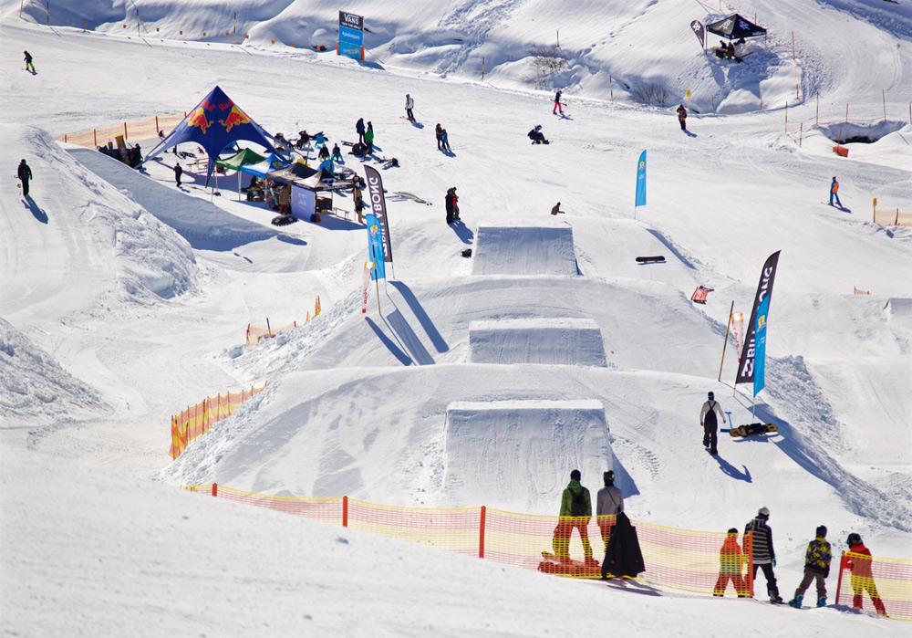 Funpark in Mayrhofen