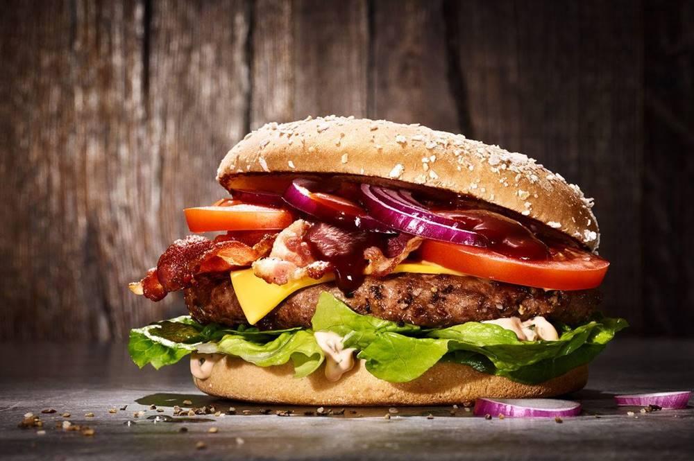 Premium Burger auf dem Goundit in Matrei