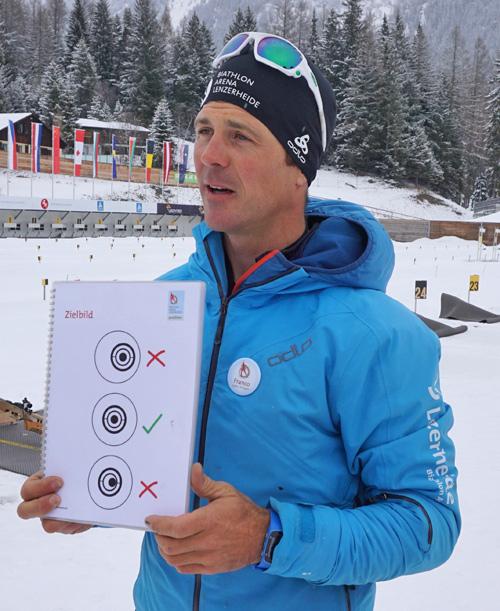 Unser Guide durch die Biathlon Arena Lenzerheide: Franco
