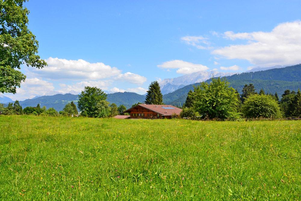 Maximilianshöhe in Garmisch-Partenkirchen