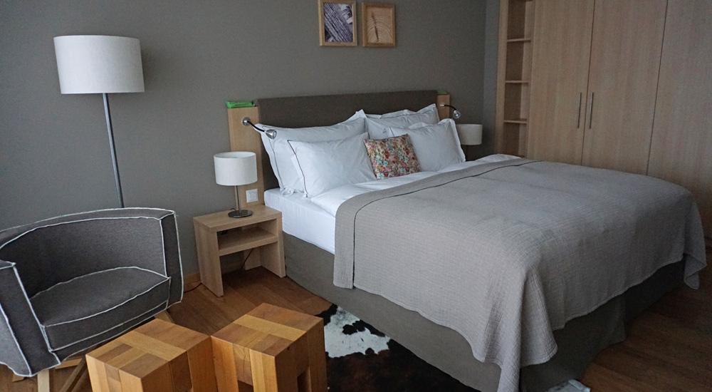 Zimmer im Valbella Inn Resort