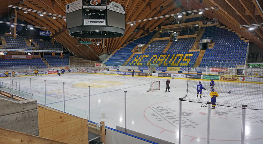 Vaillant Arena des HC Davos