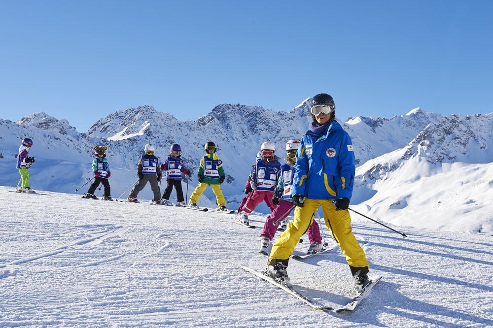 Skikurs in Arosa Lenzerheide