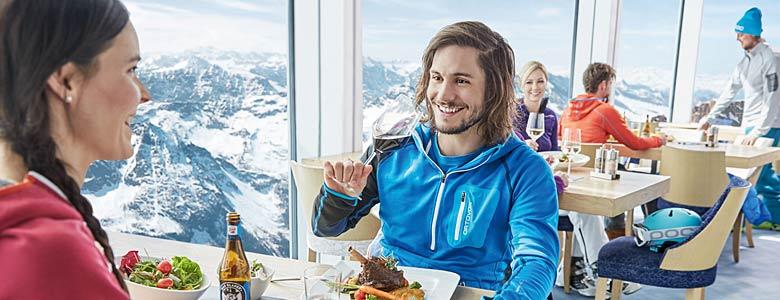 Kitzsteinhorn Gipfelrestaurant