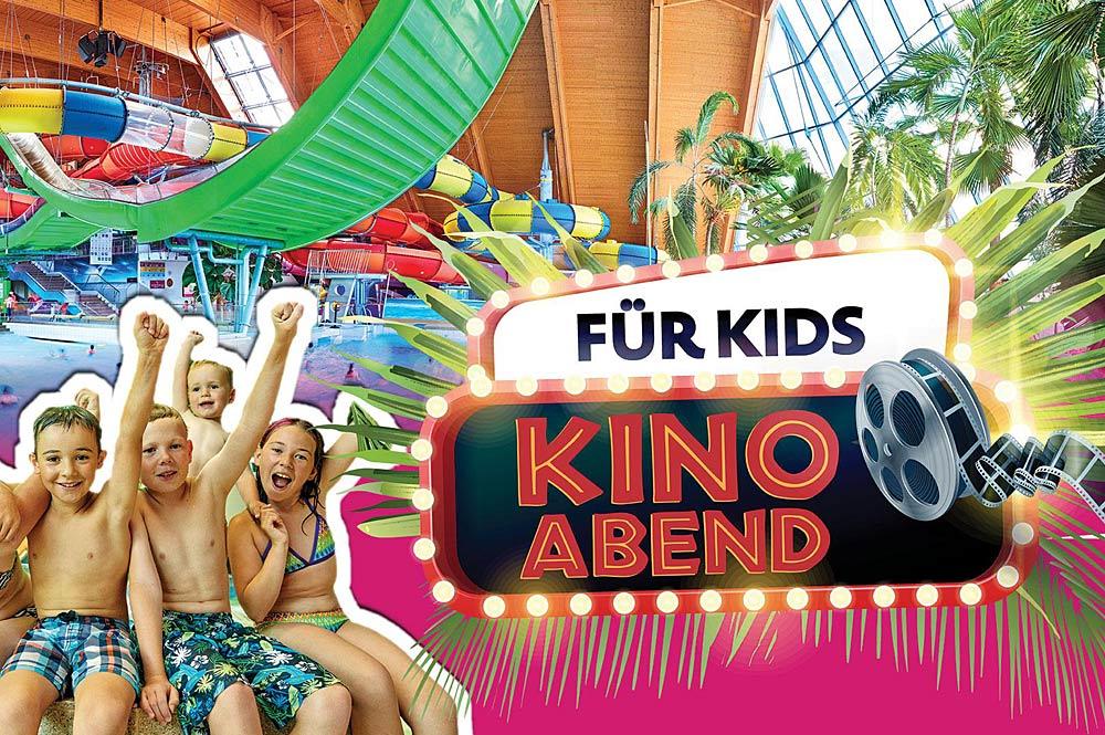 Kino unter Palmen für Kids