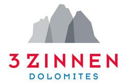 Logo Drei Zinnen Dolomiten