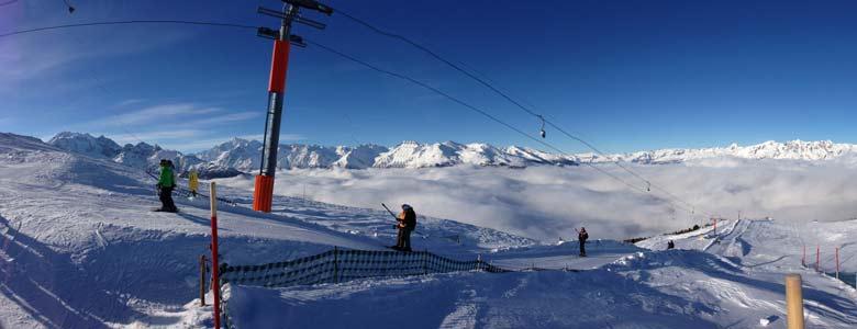 Skigebiet Heidadorf