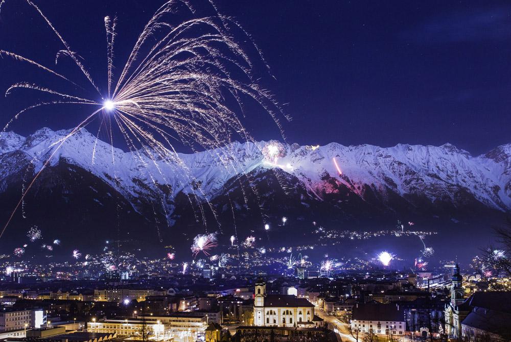 Silvester in Innsbruck