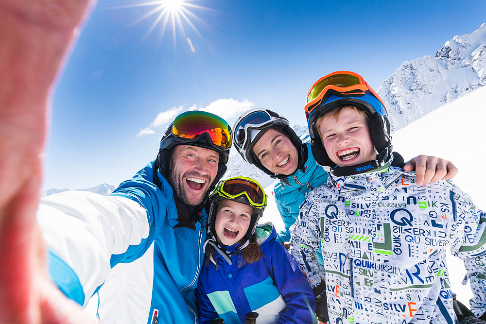 Familienurlaub im Paznaun