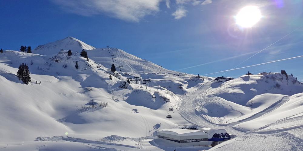 Aktuelles Bild aus Lech Zürs am Arlberg
