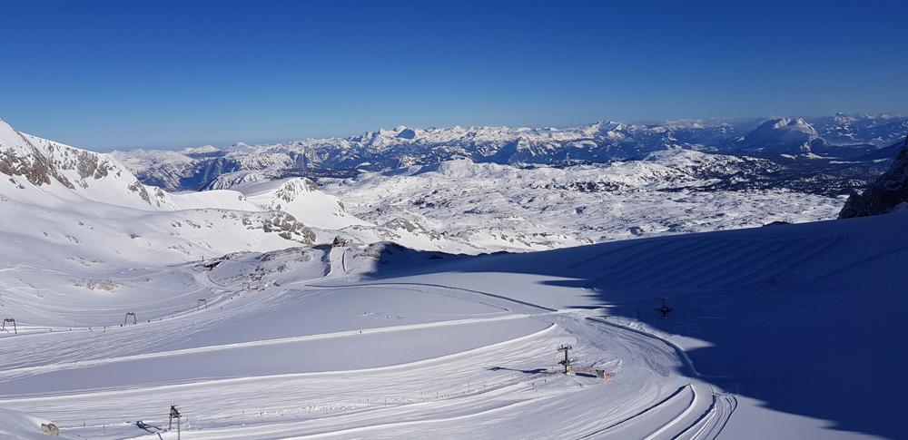 Aktuelles Panorama aus der Region Schladming-Dachstein