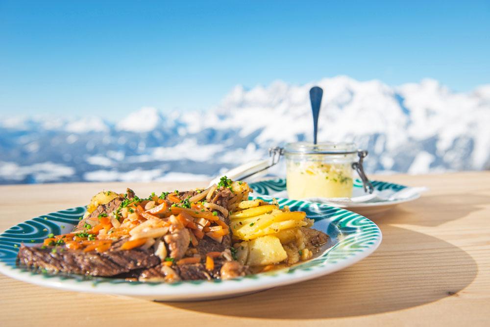 Genussskifahren in der Steiermark