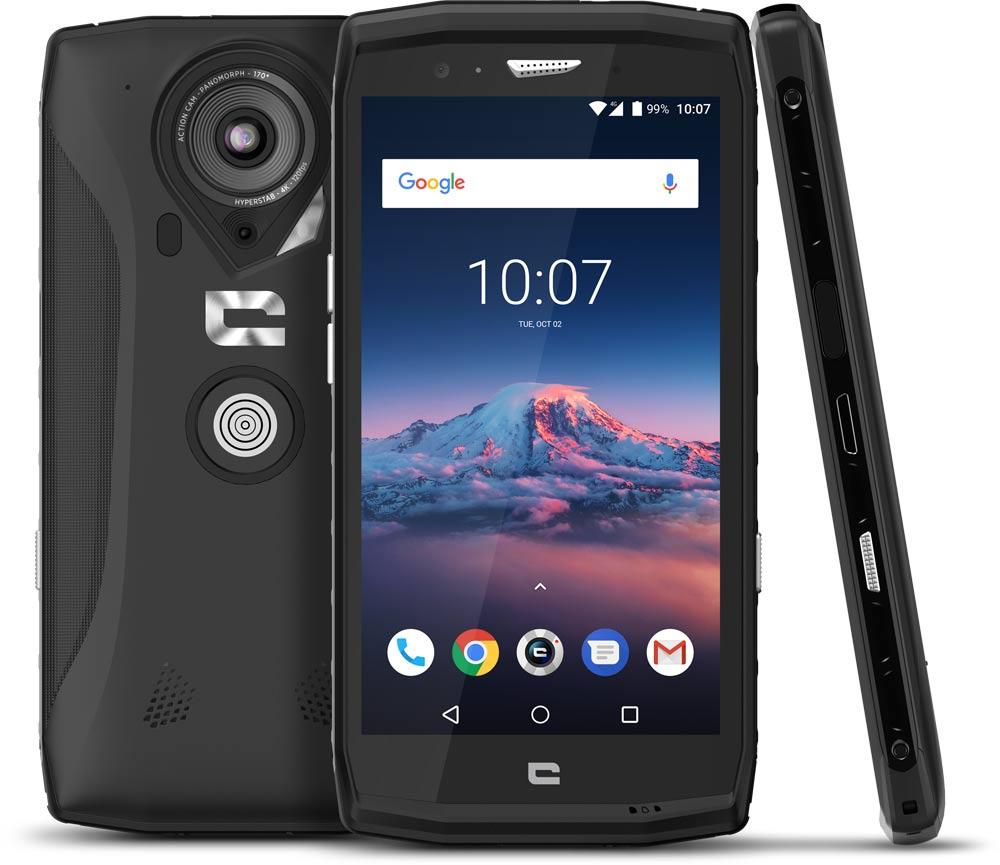 Outdoor-Smartphone Crosscall Trekker-X4