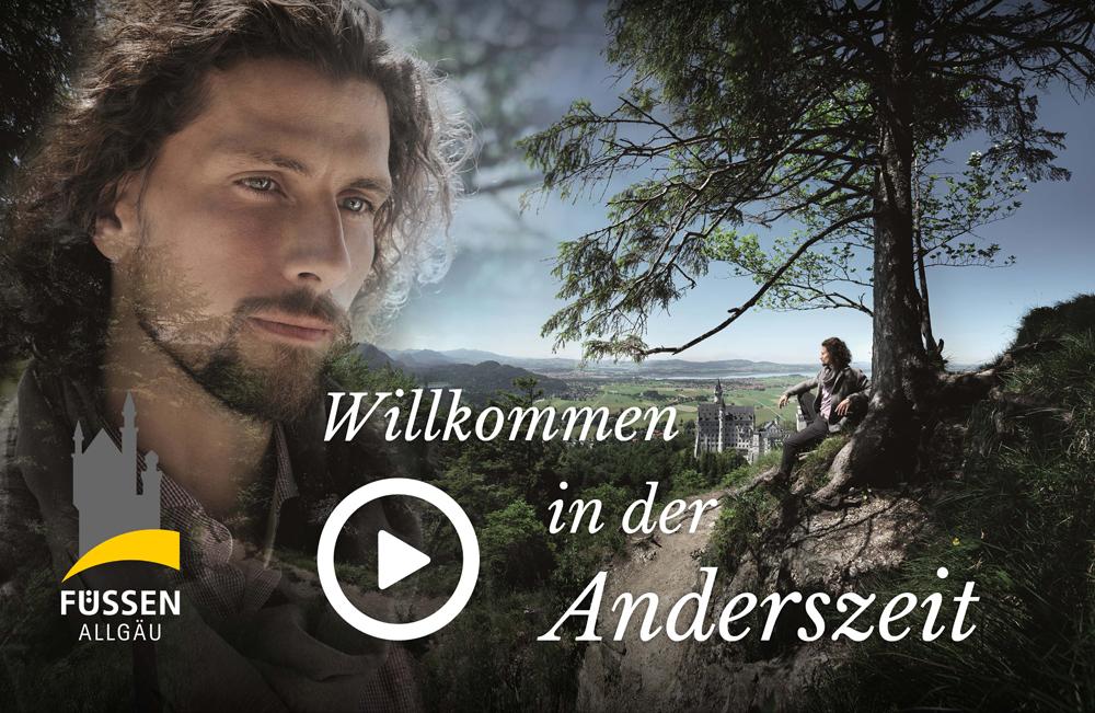 Bild aus dem Imagefilm von Füssen