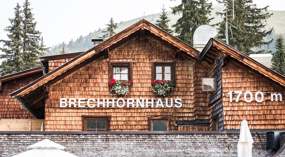 Brechhornhaus im Brixental