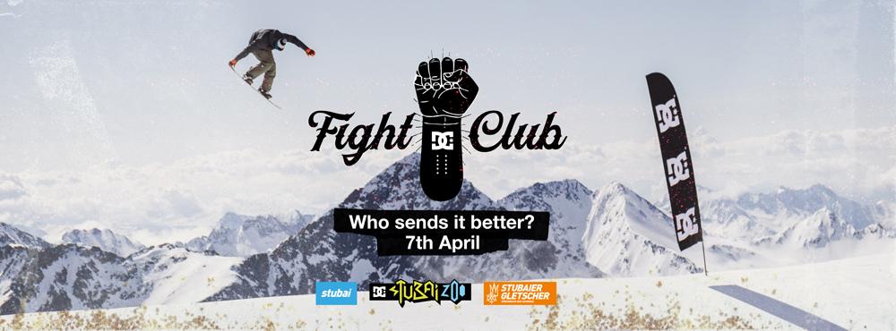 DC Fight Club am Stubaier Gletscher