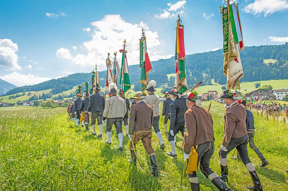 Herz-Jesu-Fest in Weerberg