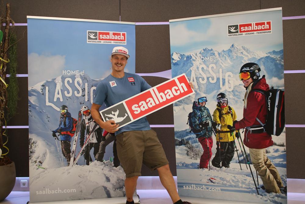 Skirennfahrer Manuel Feller