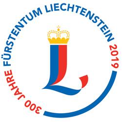 Logo 300 Jahre Liechtenstein