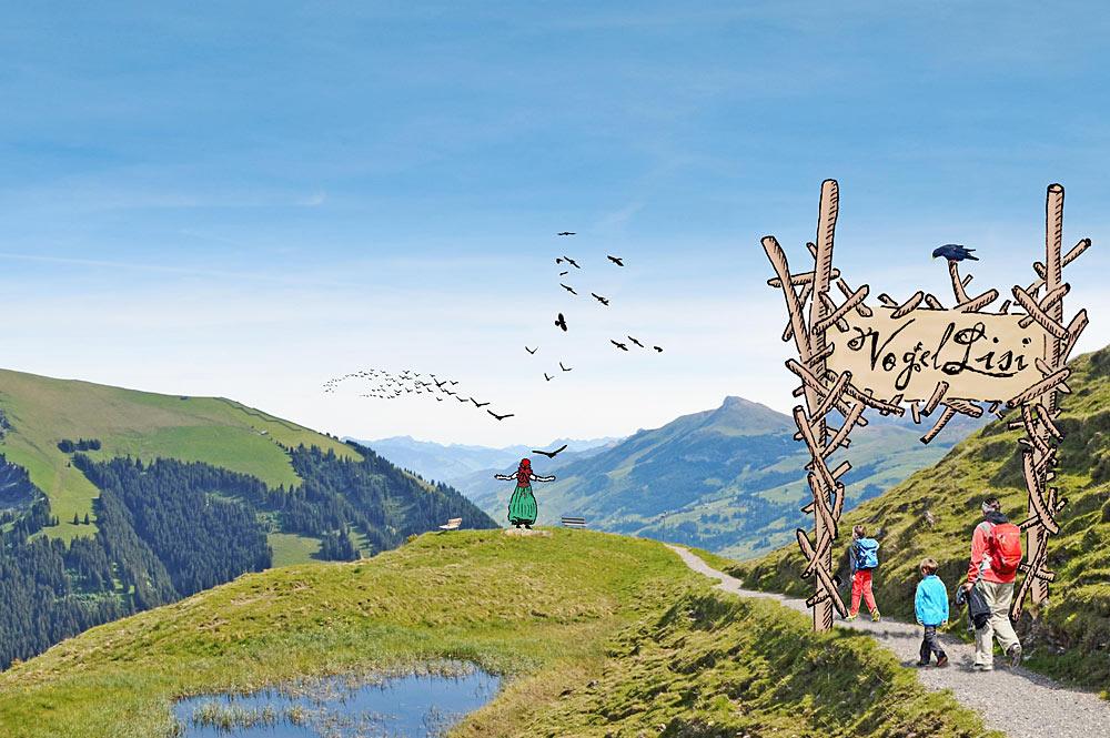 Vogellisi-Erlebnisweg