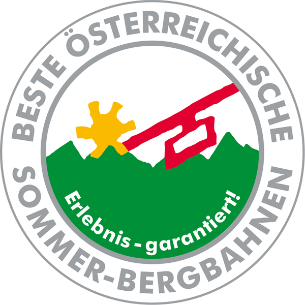 Siegel der Sommerbergbahnen Österreich