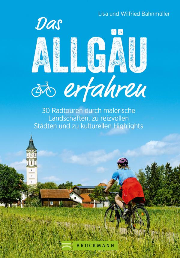 Buchcover Das Allgäu erfahren