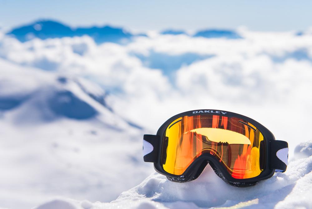 Schneebrille von Oakley