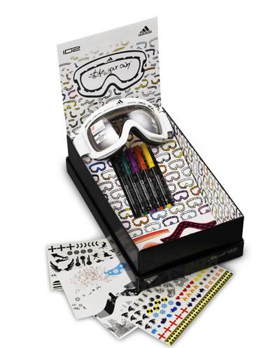 Goggles für Individualisten