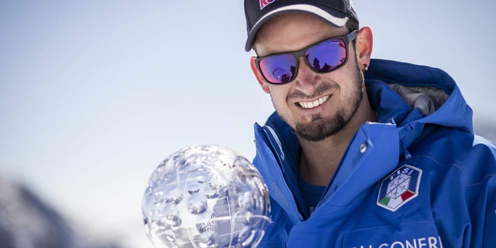 Skistar Dominik Paris