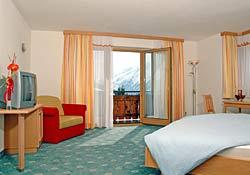 Zimmer im 4****-Hotel Königsleiten Vital Alpin