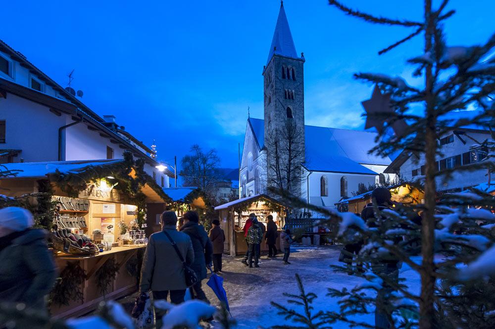 Adventsmarkt in Sarntal