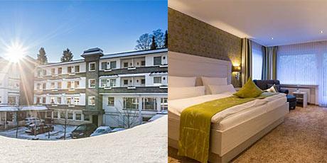 Hotel Fürst von Waldeck in Willingen