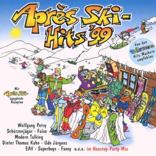 Cover der CD: Après-Ski Hits 1999