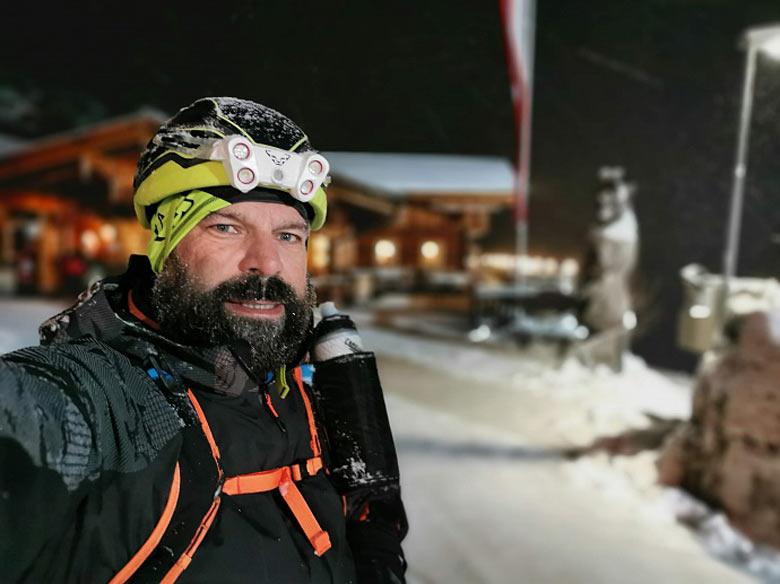 Trailrunner Harald Angerer