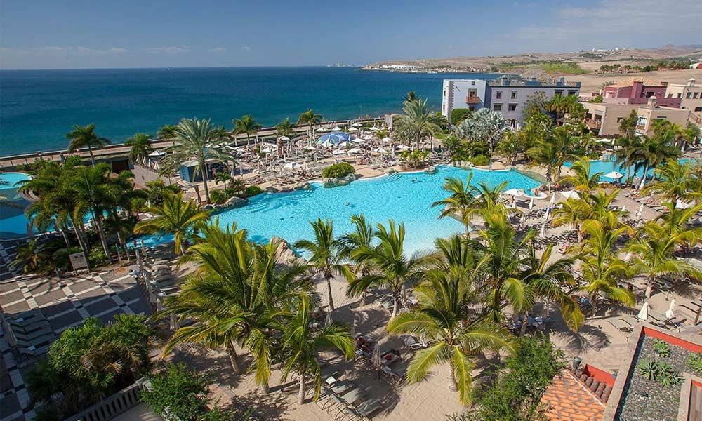 Herrlich entspannen im Lopesan Villa del Conde Resort & Thalasso