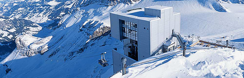 Bergstation Glacier 3000