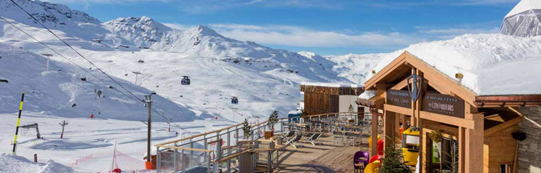 Restaurant Paschmina im Skigebiet Val Thorens