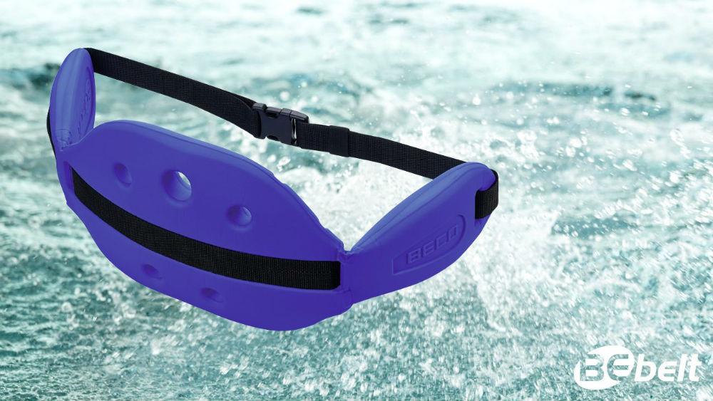 Ein Aqua-Jogging-Gürtel BEbelt von BECO