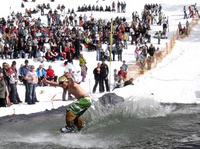 Watersurf Contest