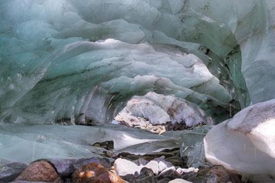 Eishöhle Vernagtferner