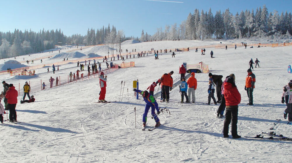 ArBär-Kinderland im Skigebiet Großer Arber