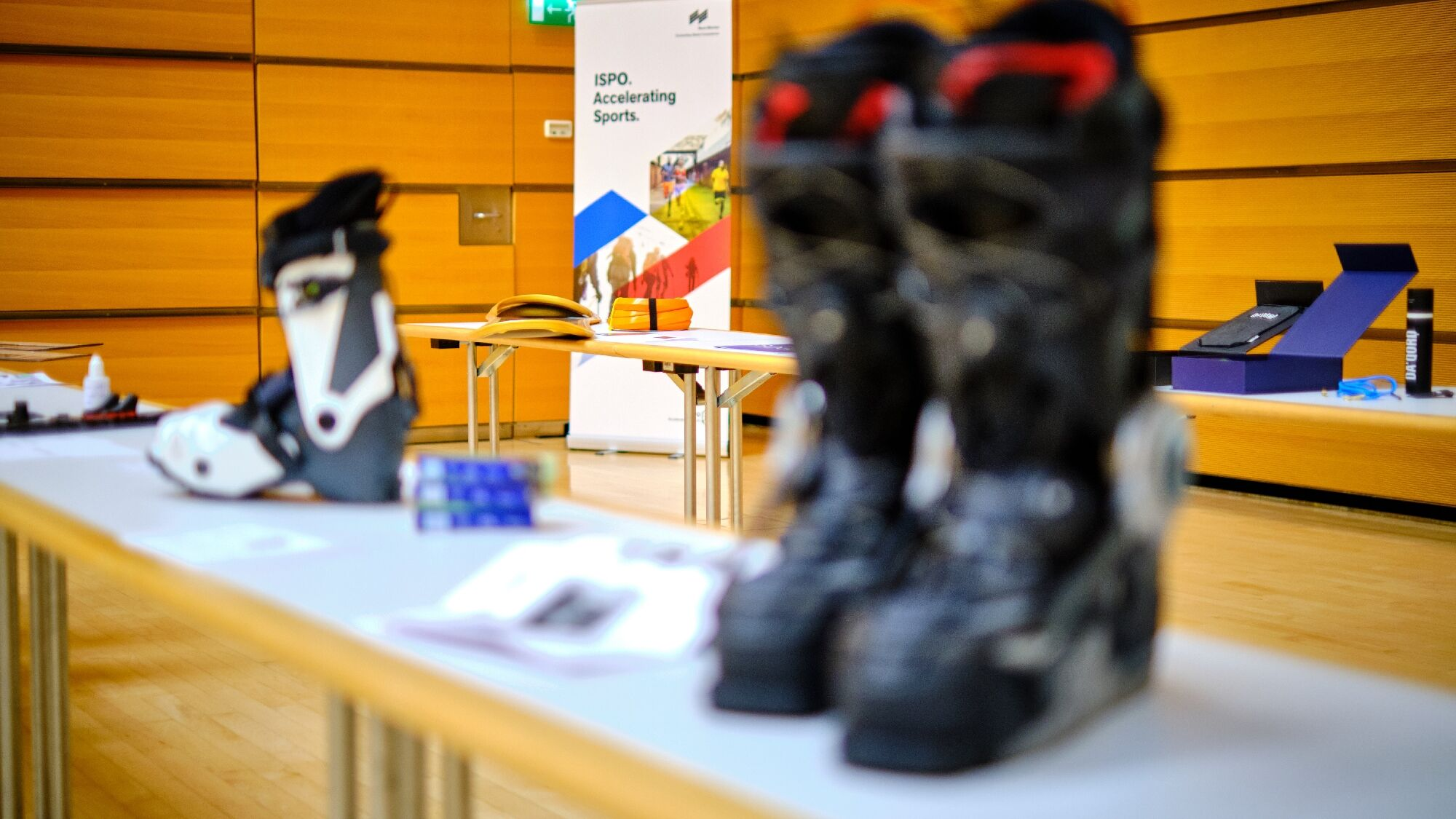 ISPO Brandnew präsentiert von YKK Products