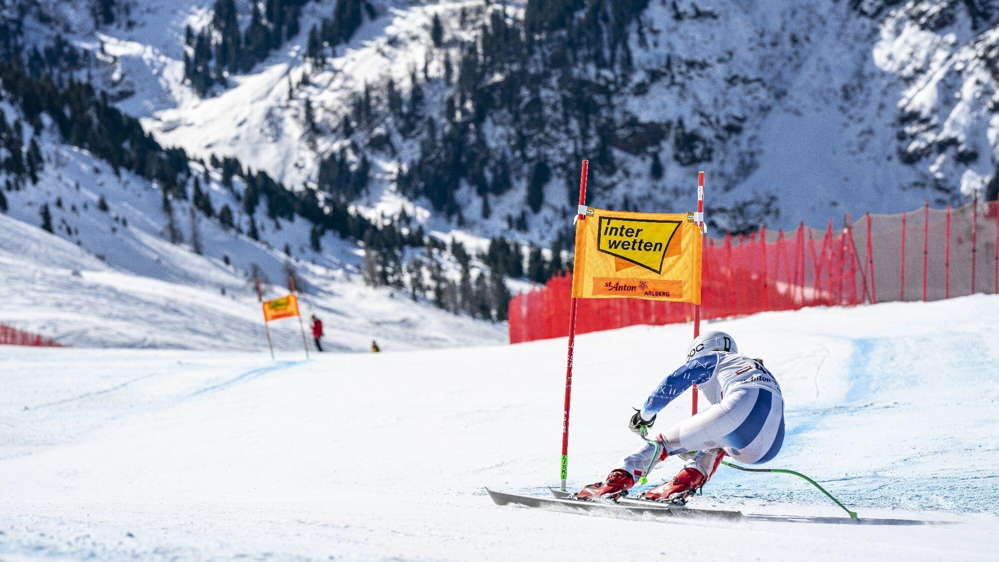 """""""Heimspiel"""" für den internationalen Ski-Zirkus – am 9. und 10. Januar 2021 ist St. Anton am Arlberg/"""