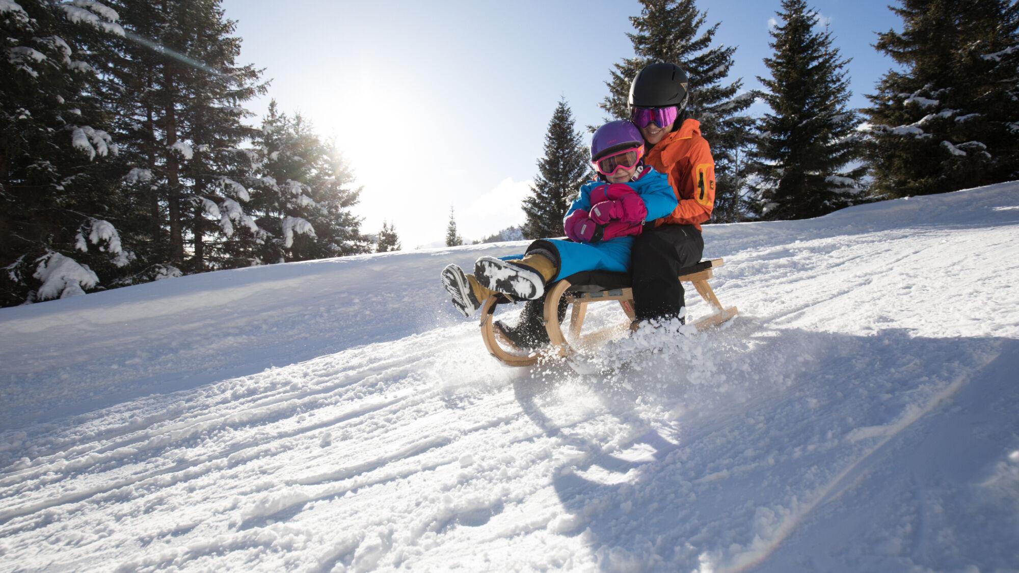 Winterspaß in Serfaus-Fiss-Ladis