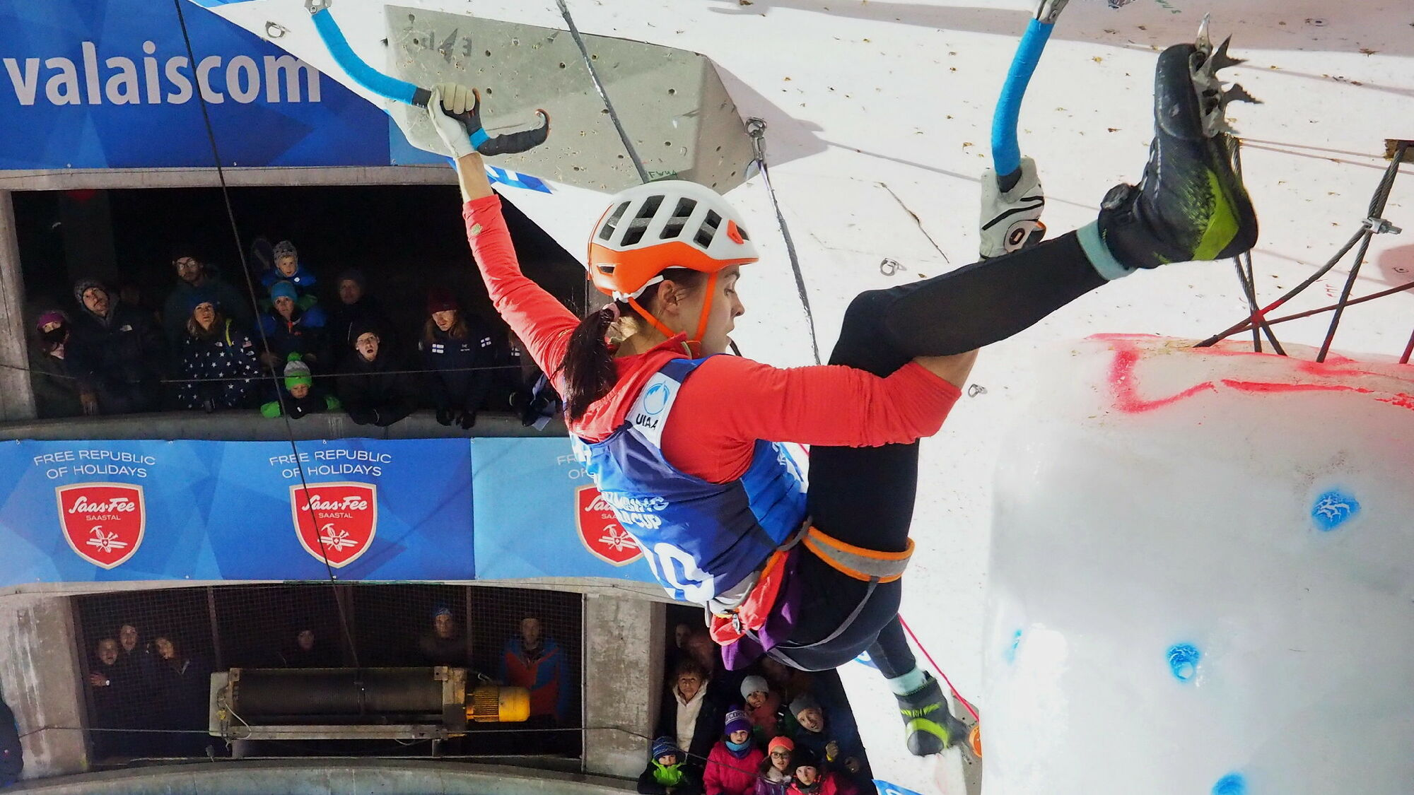 Ice Climbing World Cup 2020 - Lead Finals Women & Men